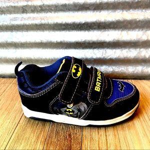 Batman Boys Athletic Sneakers, Size 11